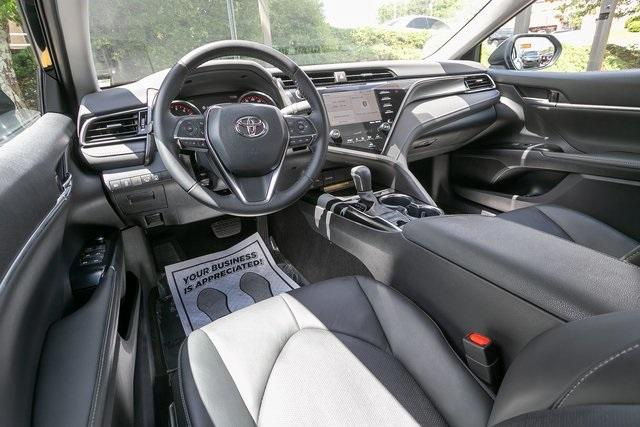 Used 2020 Toyota Camry XSE for sale $30,800 at Gravity Autos Atlanta in Chamblee GA 30341 4