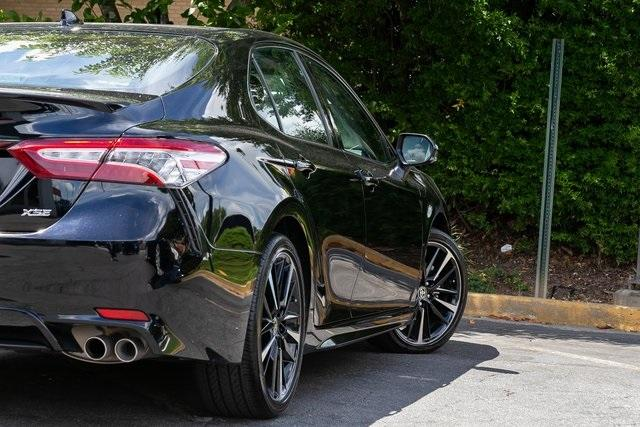 Used 2020 Toyota Camry XSE for sale $30,800 at Gravity Autos Atlanta in Chamblee GA 30341 40