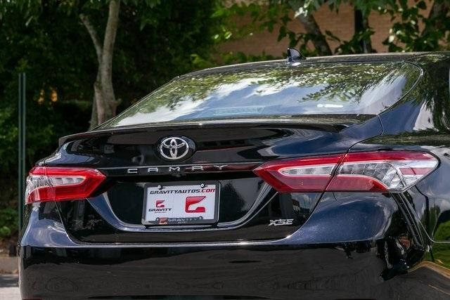 Used 2020 Toyota Camry XSE for sale $30,800 at Gravity Autos Atlanta in Chamblee GA 30341 41