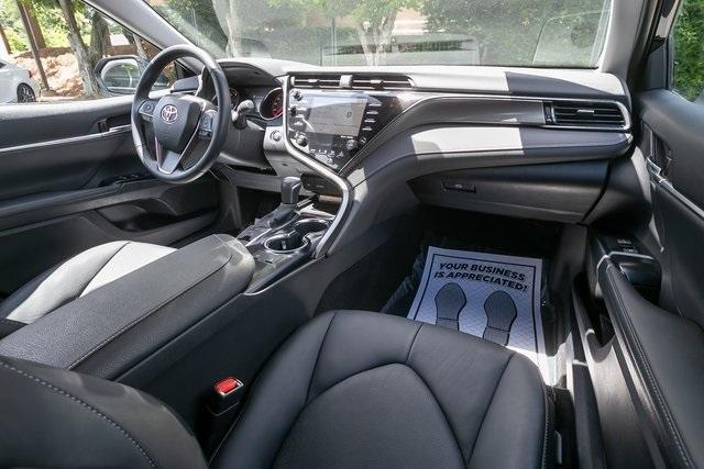 Used 2020 Toyota Camry XSE for sale $30,800 at Gravity Autos Atlanta in Chamblee GA 30341 5
