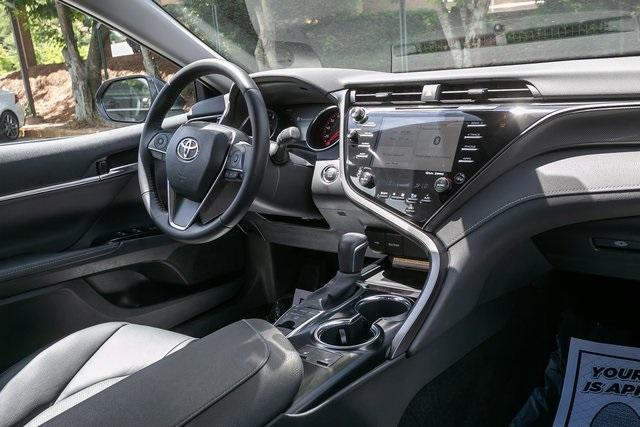 Used 2020 Toyota Camry XSE for sale $30,800 at Gravity Autos Atlanta in Chamblee GA 30341 6