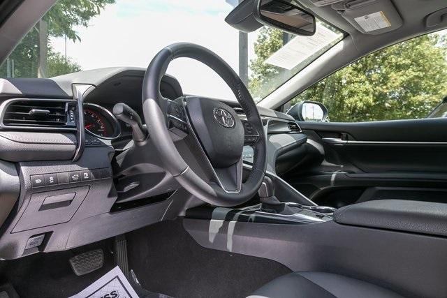 Used 2020 Toyota Camry XSE for sale $30,800 at Gravity Autos Atlanta in Chamblee GA 30341 7