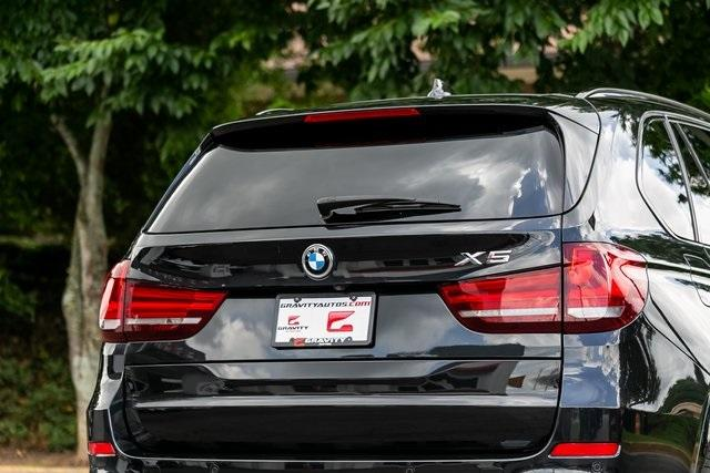 Used 2018 BMW X5 sDrive35i for sale Sold at Gravity Autos Atlanta in Chamblee GA 30341 46