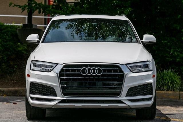 Used 2018 Audi Q3 2.0T Premium Plus for sale $29,795 at Gravity Autos Atlanta in Chamblee GA 30341 2