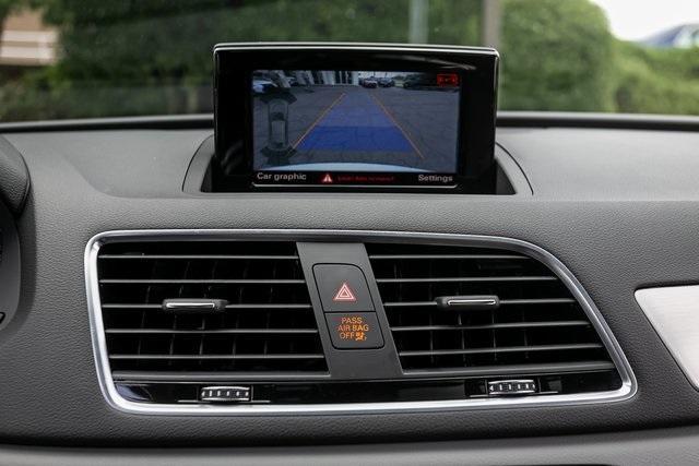 Used 2018 Audi Q3 2.0T Premium Plus for sale $29,795 at Gravity Autos Atlanta in Chamblee GA 30341 22