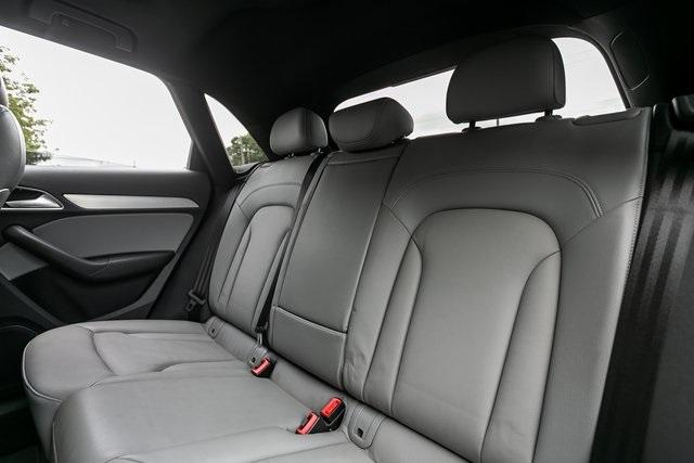 Used 2018 Audi Q3 2.0T Premium Plus for sale $29,795 at Gravity Autos Atlanta in Chamblee GA 30341 36