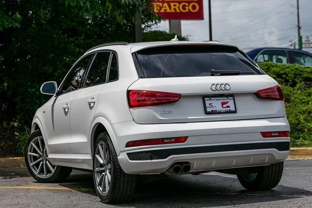 Used 2018 Audi Q3 2.0T Premium Plus for sale $29,795 at Gravity Autos Atlanta in Chamblee GA 30341 39