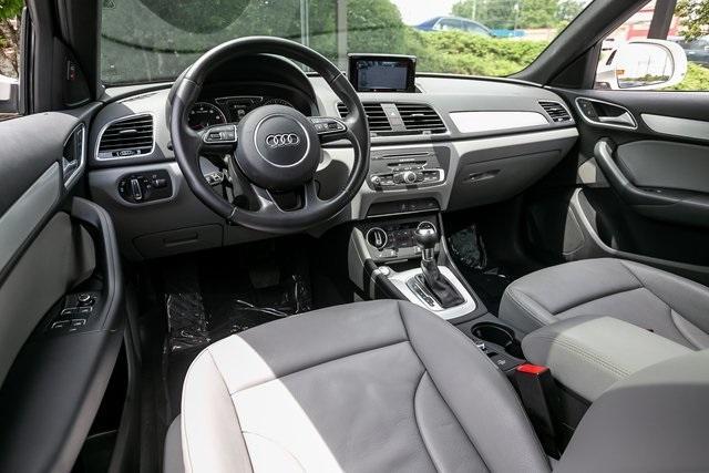 Used 2018 Audi Q3 2.0T Premium Plus for sale $29,795 at Gravity Autos Atlanta in Chamblee GA 30341 4