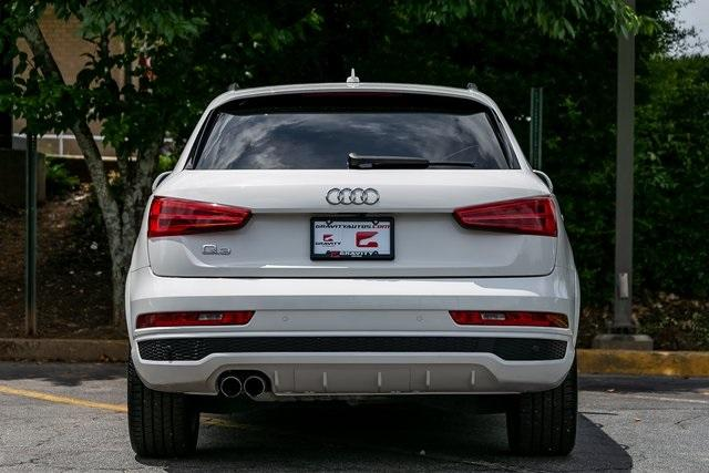 Used 2018 Audi Q3 2.0T Premium Plus for sale $29,795 at Gravity Autos Atlanta in Chamblee GA 30341 40