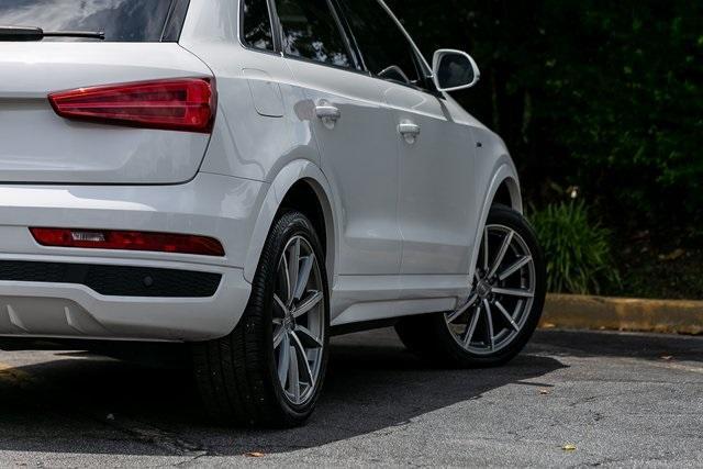 Used 2018 Audi Q3 2.0T Premium Plus for sale $29,795 at Gravity Autos Atlanta in Chamblee GA 30341 42