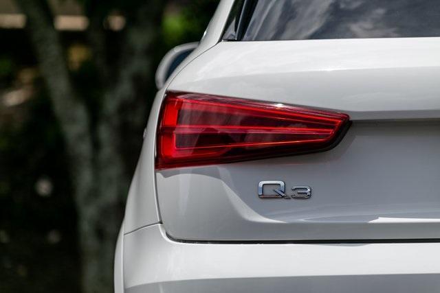 Used 2018 Audi Q3 2.0T Premium Plus for sale $29,795 at Gravity Autos Atlanta in Chamblee GA 30341 44