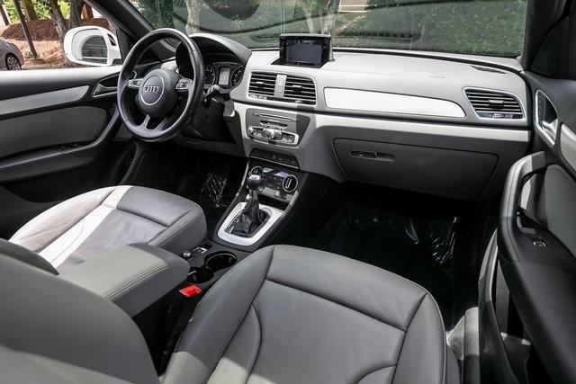 Used 2018 Audi Q3 2.0T Premium Plus for sale $29,795 at Gravity Autos Atlanta in Chamblee GA 30341 6