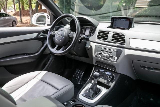 Used 2018 Audi Q3 2.0T Premium Plus for sale $29,795 at Gravity Autos Atlanta in Chamblee GA 30341 7