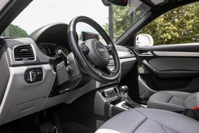 Used 2018 Audi Q3 2.0T Premium Plus for sale $29,795 at Gravity Autos Atlanta in Chamblee GA 30341 8