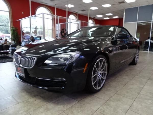 Used 2012 BMW 6 Series 650i for sale Sold at Gravity Autos in Roswell GA 30076 3