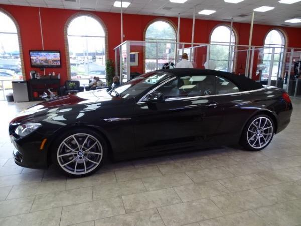 Used 2012 BMW 6 Series 650i for sale Sold at Gravity Autos in Roswell GA 30076 4