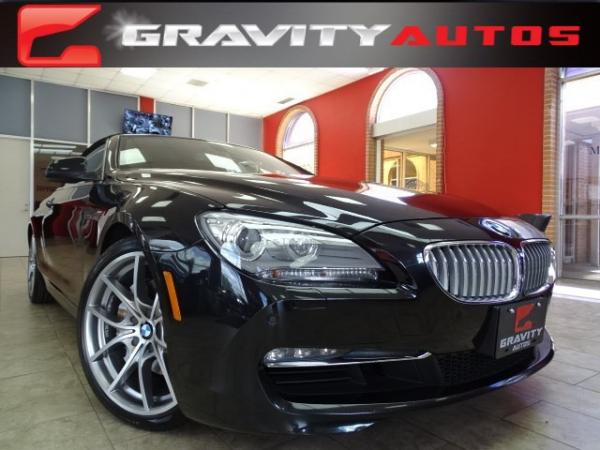 Used 2012 BMW 6 Series 650i for sale Sold at Gravity Autos in Roswell GA 30076 1