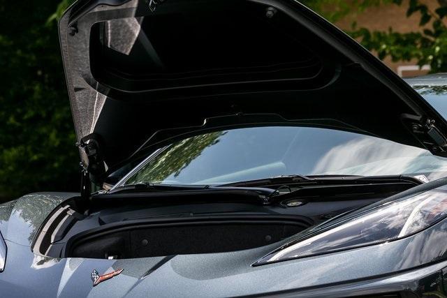 Used 2021 Chevrolet Corvette Stingray for sale $98,995 at Gravity Autos Atlanta in Chamblee GA 30341 14