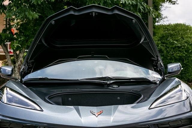 Used 2021 Chevrolet Corvette Stingray for sale $98,995 at Gravity Autos Atlanta in Chamblee GA 30341 16