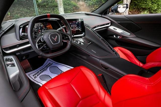Used 2021 Chevrolet Corvette Stingray for sale $98,995 at Gravity Autos Atlanta in Chamblee GA 30341 17