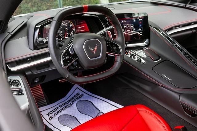 Used 2021 Chevrolet Corvette Stingray for sale $98,995 at Gravity Autos Atlanta in Chamblee GA 30341 18