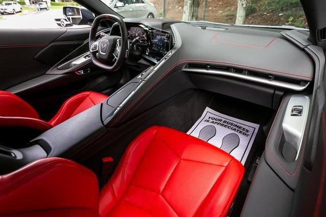 Used 2021 Chevrolet Corvette Stingray for sale $98,995 at Gravity Autos Atlanta in Chamblee GA 30341 19
