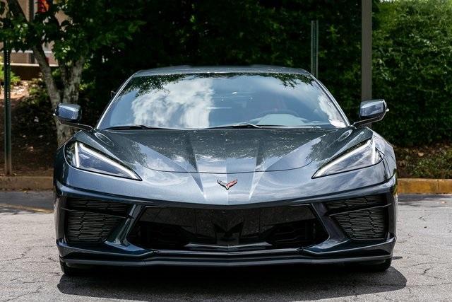 Used 2021 Chevrolet Corvette Stingray for sale $98,995 at Gravity Autos Atlanta in Chamblee GA 30341 2