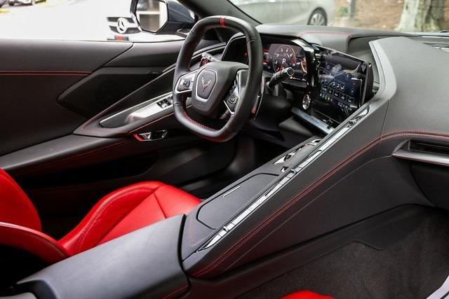 Used 2021 Chevrolet Corvette Stingray for sale $98,995 at Gravity Autos Atlanta in Chamblee GA 30341 20