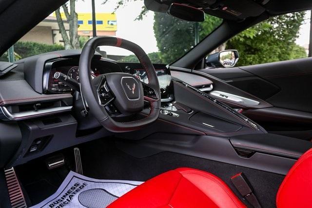 Used 2021 Chevrolet Corvette Stingray for sale $98,995 at Gravity Autos Atlanta in Chamblee GA 30341 21