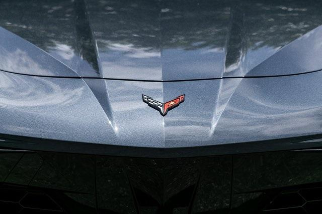 Used 2021 Chevrolet Corvette Stingray for sale $98,995 at Gravity Autos Atlanta in Chamblee GA 30341 3