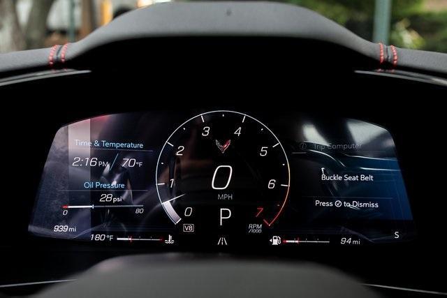 Used 2021 Chevrolet Corvette Stingray for sale $98,995 at Gravity Autos Atlanta in Chamblee GA 30341 32