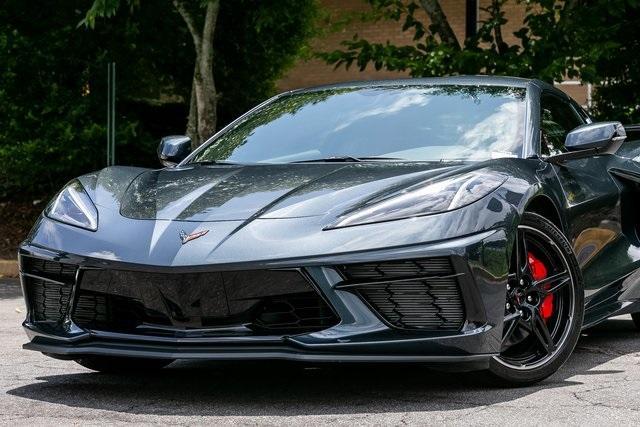 Used 2021 Chevrolet Corvette Stingray for sale $98,995 at Gravity Autos Atlanta in Chamblee GA 30341 5