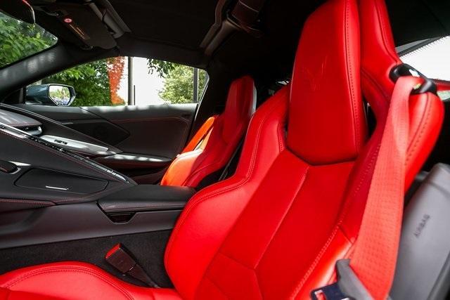 Used 2021 Chevrolet Corvette Stingray for sale $98,995 at Gravity Autos Atlanta in Chamblee GA 30341 51