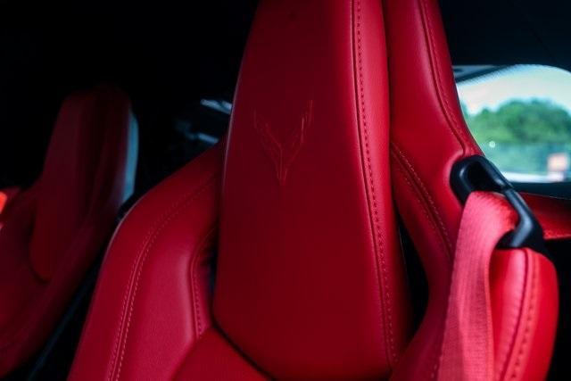 Used 2021 Chevrolet Corvette Stingray for sale $98,995 at Gravity Autos Atlanta in Chamblee GA 30341 52