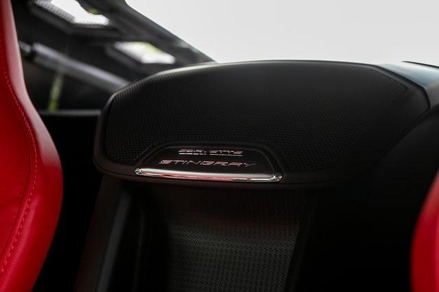 Used 2021 Chevrolet Corvette Stingray for sale $98,995 at Gravity Autos Atlanta in Chamblee GA 30341 55