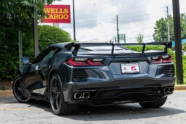 Used 2021 Chevrolet Corvette Stingray for sale $98,995 at Gravity Autos Atlanta in Chamblee GA 30341 56