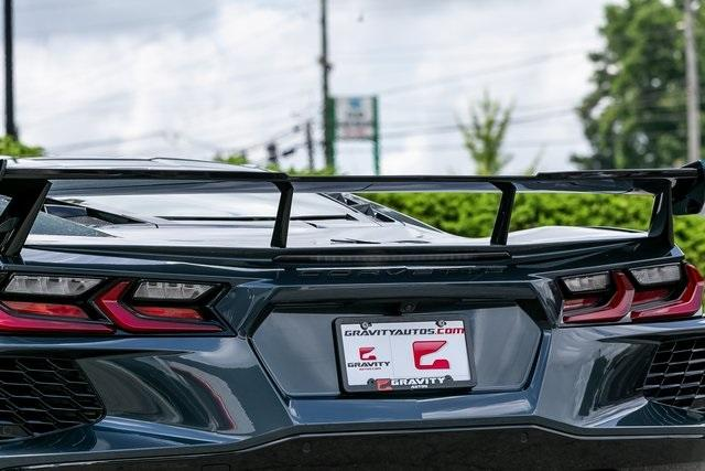 Used 2021 Chevrolet Corvette Stingray for sale $98,995 at Gravity Autos Atlanta in Chamblee GA 30341 59