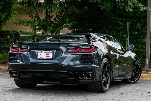Used 2021 Chevrolet Corvette Stingray for sale $98,995 at Gravity Autos Atlanta in Chamblee GA 30341 67