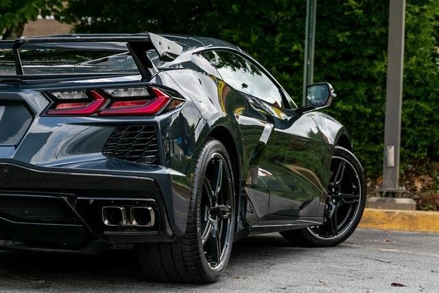 Used 2021 Chevrolet Corvette Stingray for sale $98,995 at Gravity Autos Atlanta in Chamblee GA 30341 68