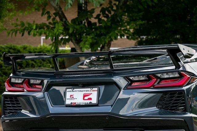 Used 2021 Chevrolet Corvette Stingray for sale $98,995 at Gravity Autos Atlanta in Chamblee GA 30341 70
