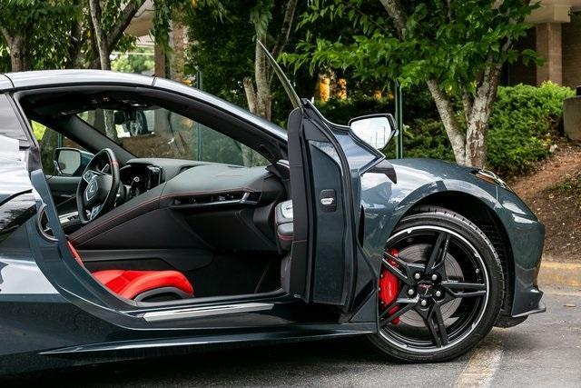 Used 2021 Chevrolet Corvette Stingray for sale $98,995 at Gravity Autos Atlanta in Chamblee GA 30341 71