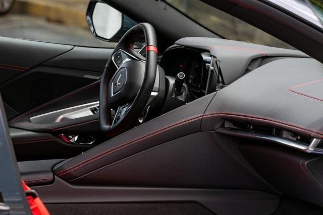 Used 2021 Chevrolet Corvette Stingray for sale $98,995 at Gravity Autos Atlanta in Chamblee GA 30341 73