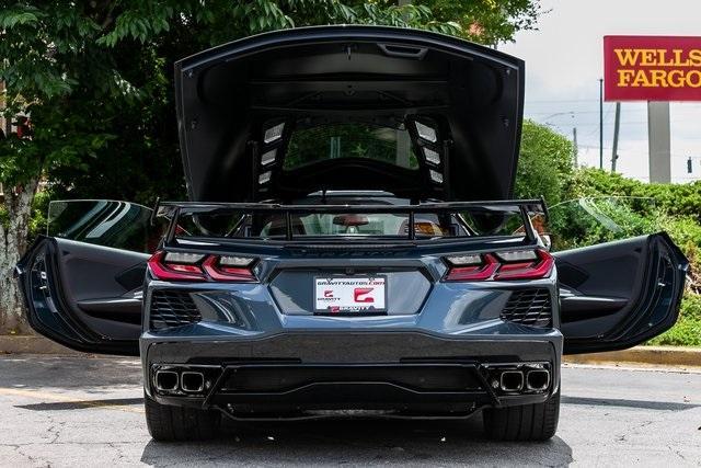 Used 2021 Chevrolet Corvette Stingray for sale $98,995 at Gravity Autos Atlanta in Chamblee GA 30341 74