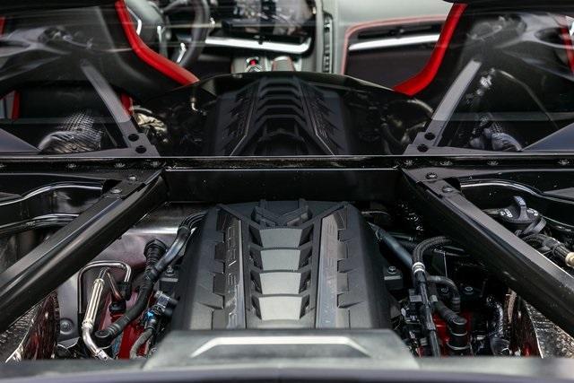 Used 2021 Chevrolet Corvette Stingray for sale $98,995 at Gravity Autos Atlanta in Chamblee GA 30341 78