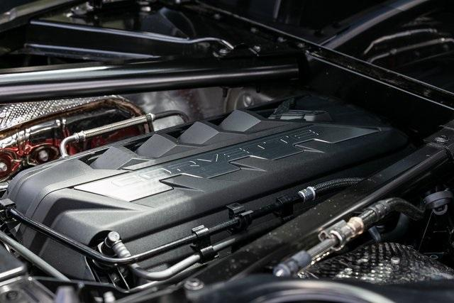 Used 2021 Chevrolet Corvette Stingray for sale $98,995 at Gravity Autos Atlanta in Chamblee GA 30341 79