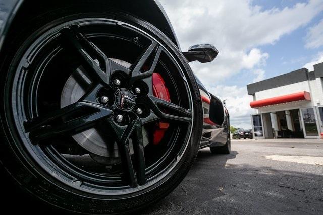 Used 2021 Chevrolet Corvette Stingray for sale $98,995 at Gravity Autos Atlanta in Chamblee GA 30341 81