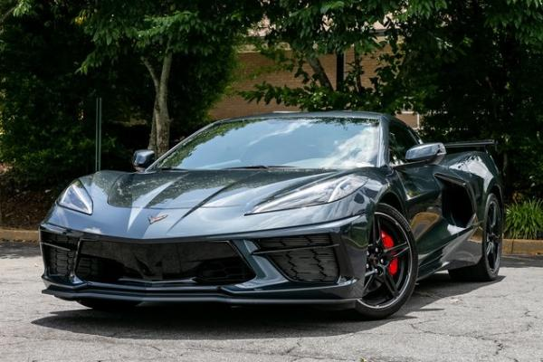 Used Used 2021 Chevrolet Corvette Stingray for sale $98,995 at Gravity Autos Atlanta in Chamblee GA