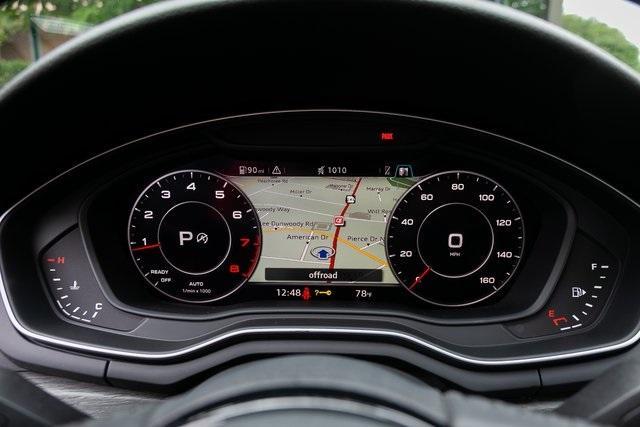 Used 2018 Audi A5 2.0T Premium Plus for sale $35,195 at Gravity Autos Atlanta in Chamblee GA 30341 19
