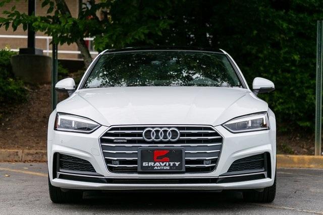 Used 2018 Audi A5 2.0T Premium Plus for sale $35,195 at Gravity Autos Atlanta in Chamblee GA 30341 2