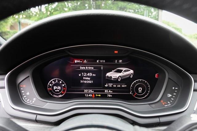 Used 2018 Audi A5 2.0T Premium Plus for sale $35,195 at Gravity Autos Atlanta in Chamblee GA 30341 20